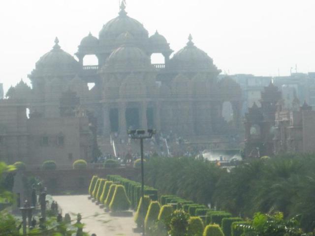 معبد آکشاردام در دهلی