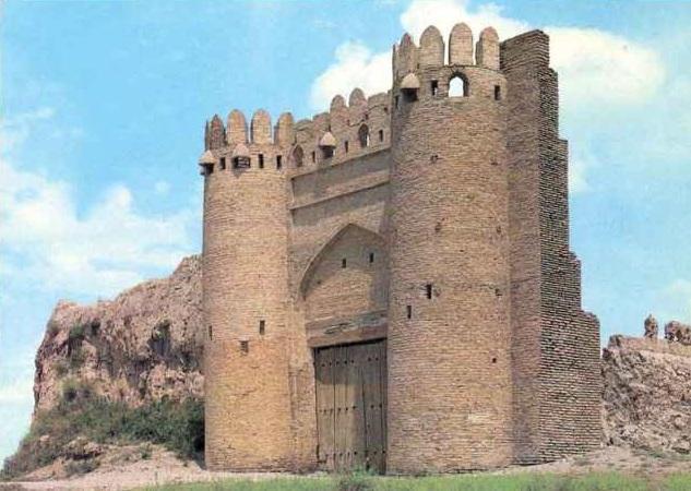 بخارا، دروازه شیخ جلال