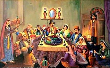 جشن های جشن از ایران باستان دیگان