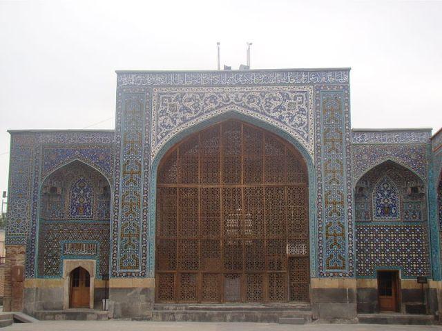 آرامگاه شیخصفیالدین اردبیلی