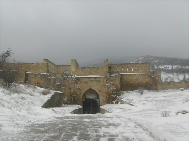 قلعهی دربند