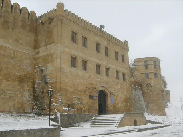 قلعه دربند