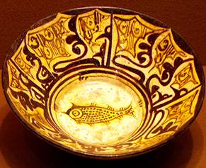 17. نیشابور، سدهی 4 ه.ق. (موزهی ملی ایران)